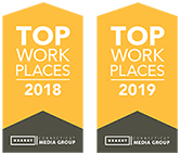 Top workplaces 2018 and 2019 - Hearst - Connecticut Media Group
